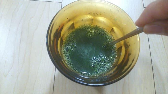リフレの脂肪や糖を抑える青汁7